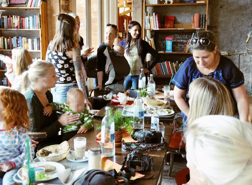 Echter Austausch beim zweiten RheinMain Elternblogger Treffen