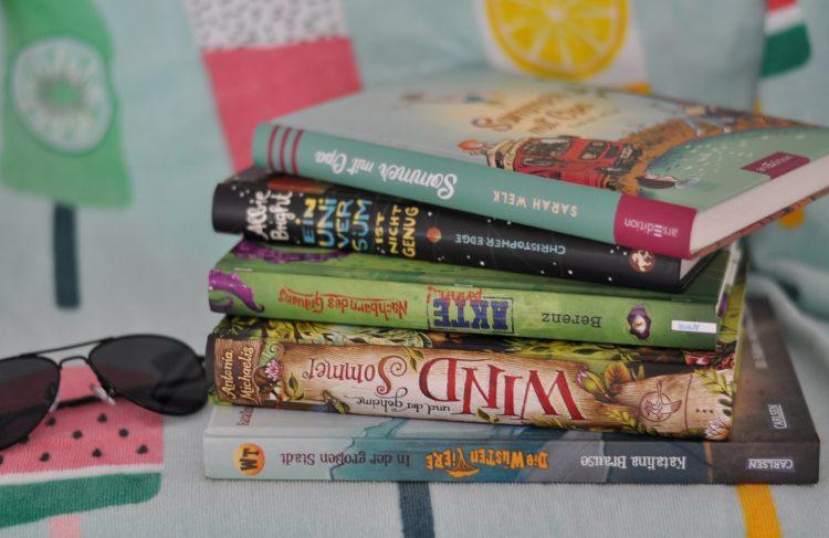 Lesereisen – Unsere schönsten Kinderbücher für die Schulferien