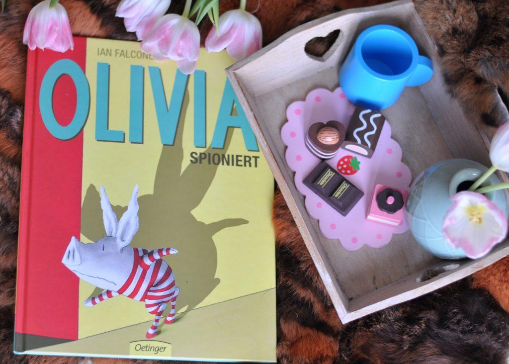 Olivia spioniert #kinderbuch #bilderbuch #buchtipp #lauschen