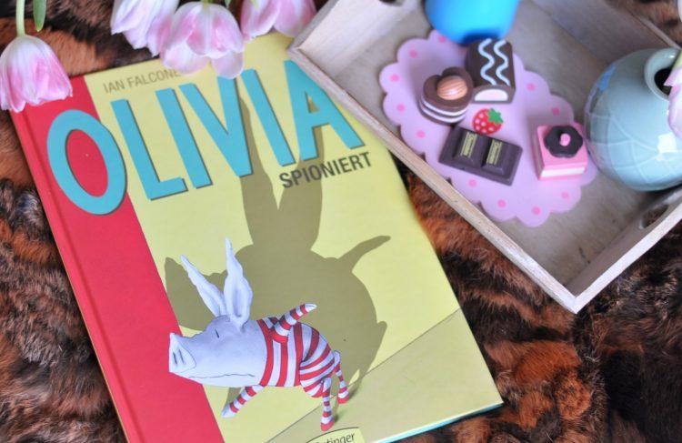 Wenn Erwachsene über Kinder reden – Olivia spioniert