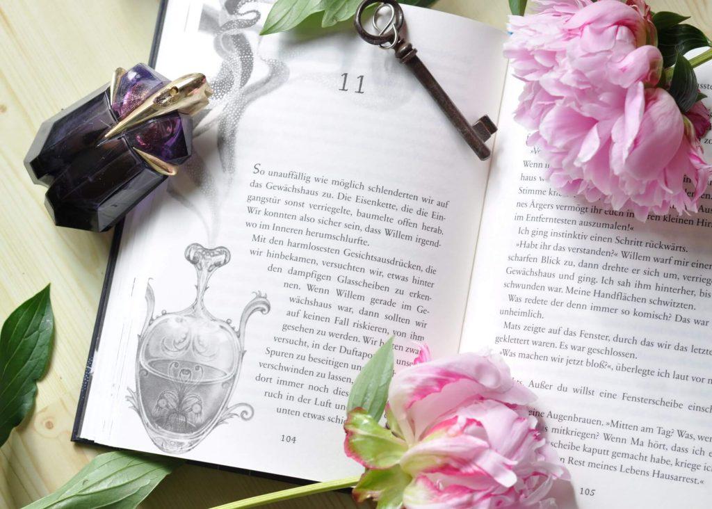 Die Duftapotheke - Ein Geheimnis liegt in der Luft. Abenteuer für feine Lesernasen ab 10 Jahren #duftapotheke #kinderbuch #buch #buchtipp #abenteuer #vorlesen #lesen
