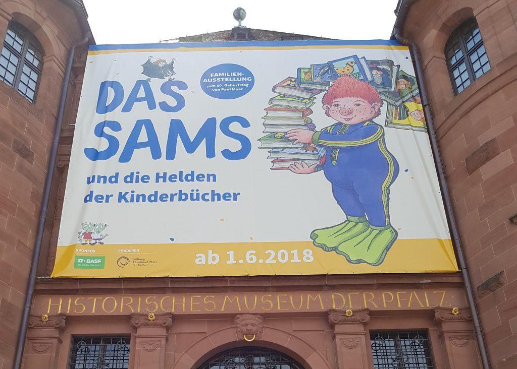 Sams und die Helden der Kinderbücher