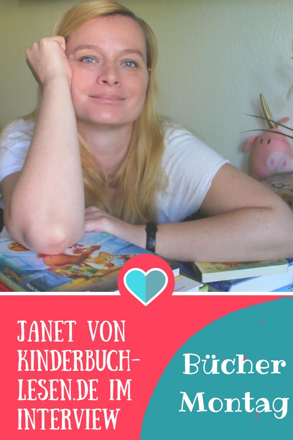 Interview mit Janet von Kinderbuchlesen - Über Lesen in der Badewanne und Faust als Punk #büchermontag #kinderbuch #buchblogger #buchtipp #interview #blogger