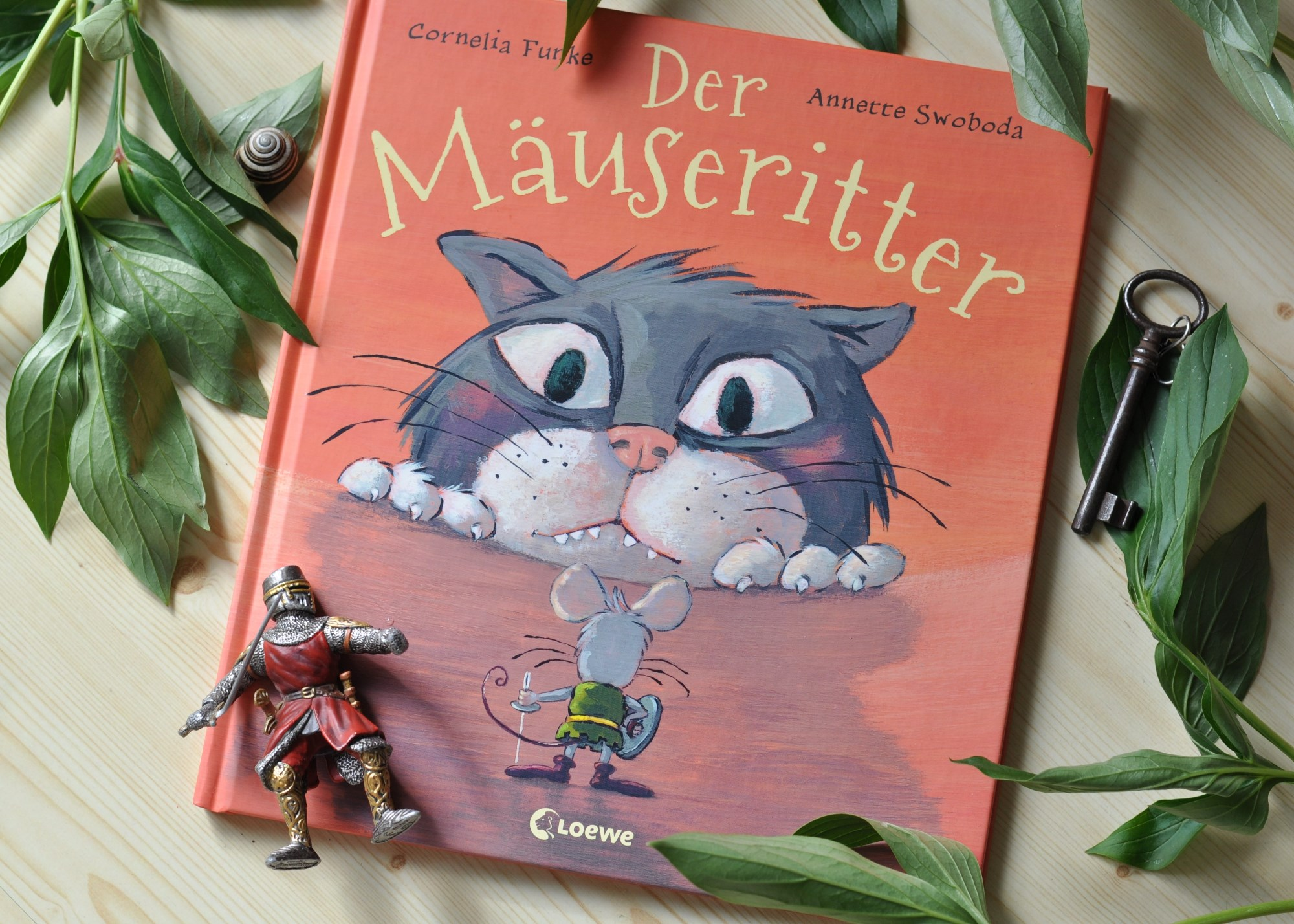 Der Mäuseritter von Cornelia Funke - Gemeinsam sind wir stärker #Buchtipp #Bilderbuch #Rezension #Kind #Kinderbuch #Stark #Zusammenhalt