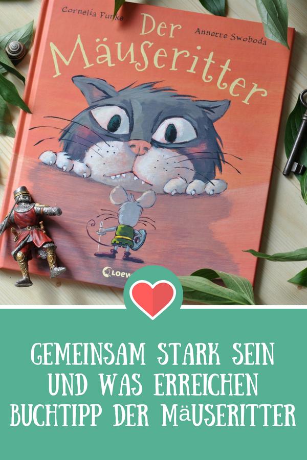 Der Mäuseritter - Gemeinsam stark sein #Kinderbuch #Bilderbuch #Buch #Maus #Ritter #Funke #Buchtipp