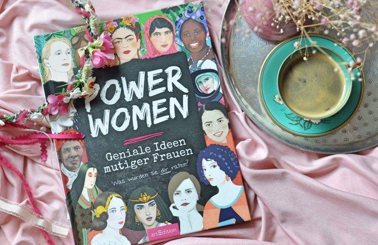 Buchtipp Power Women – Was starke Frauen dir raten würden