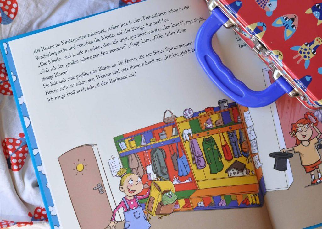 Pusi Jones im Kindergarten #kidnerbuch #kindergarten #buchtipp #pups #pusen