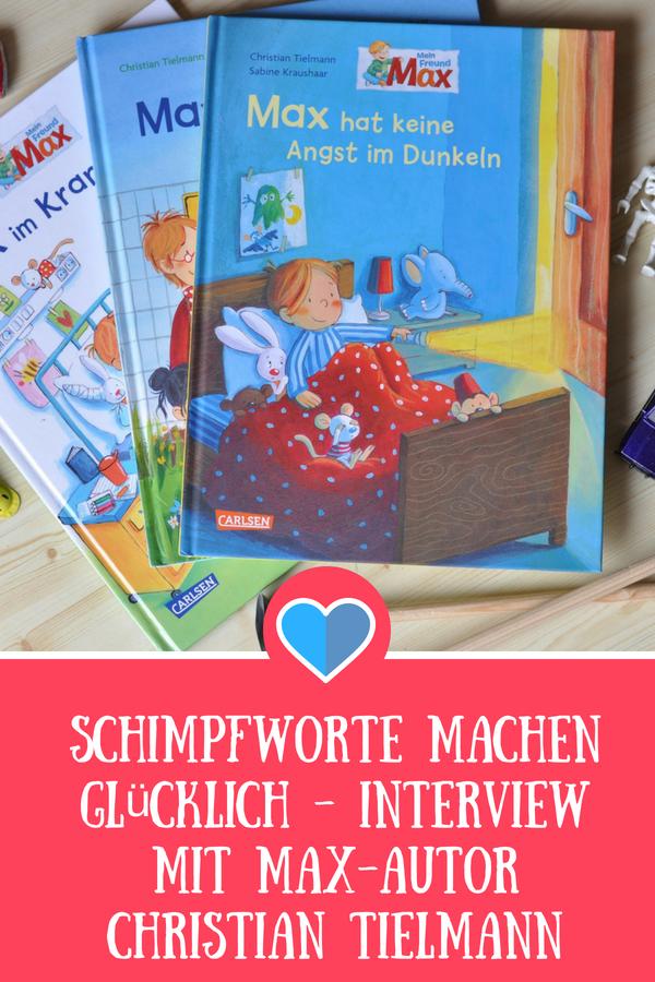 Max-Autor Christian Tielmann über Max und die Zombies, Schimpfworte und neue Buchpläne #max #kinderbuch #buch #autor #jungsbuch #lesen #interview