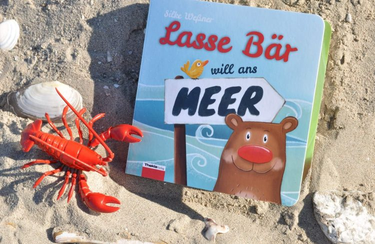 Silke & Heike verlegen Bücher mit pädagogischem Konzept – Lasse Bär will ans Meer