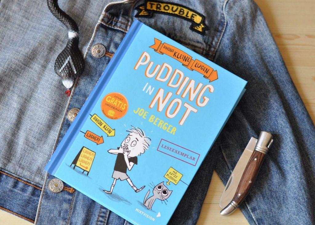 Pudding in Not #kibderbuch #buch #lesen #vorlesen #junge #buchtipp #katze