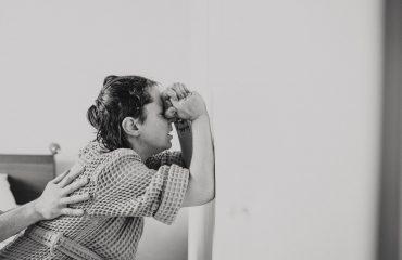 Hausgeburt aus zwei Sichten – Gebärende und Fotografin im Interview