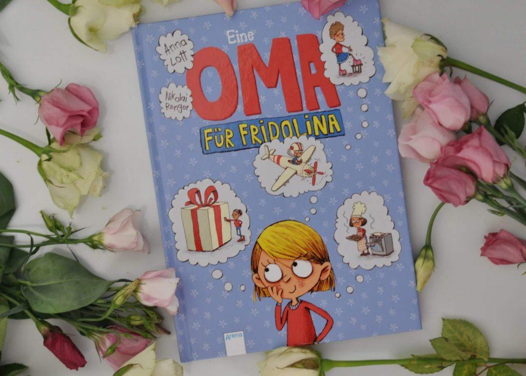 Eine Oma für fridolina - Auch wenn die Oma gestorben ist, hat sie noch im Herzen einen Platz #kinderbuch #oma #tod #vorlesen #sterben #kindergarten