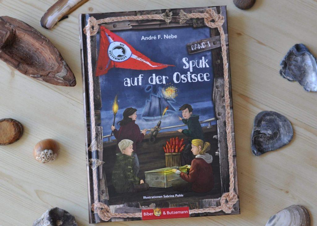 Spuk auf der Ostsee - Kinderbuch #Abenteuer #grusel #detektiv #Buch #lesen