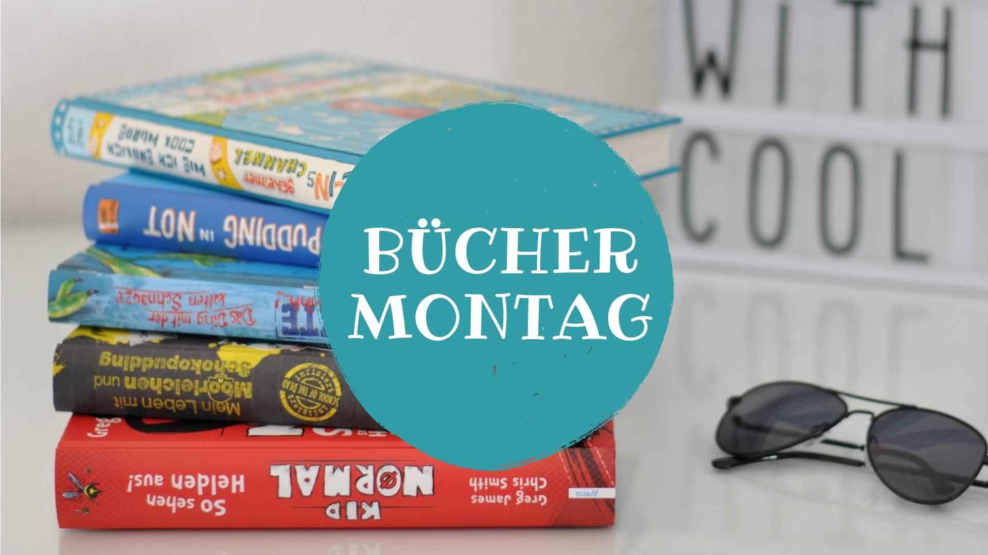 BücherMontag auf Mutter&Söhnchen - Kinderbücher und Interviews mit Buchbloggern