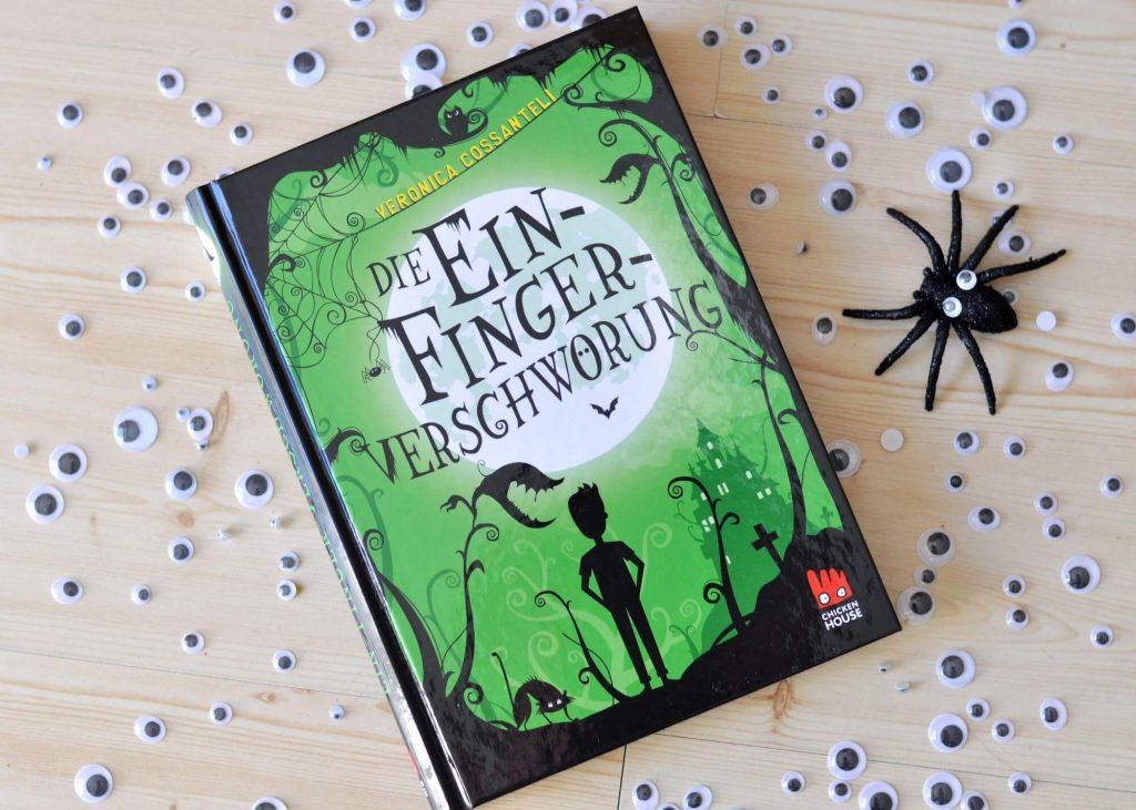 Die Ein-Finger-Verschwörung - Die coolsten Abenteuer-Bücher ab 8 Jahren #Detektiv#lesen #vorlesen #buch #kinderbuch #spannung