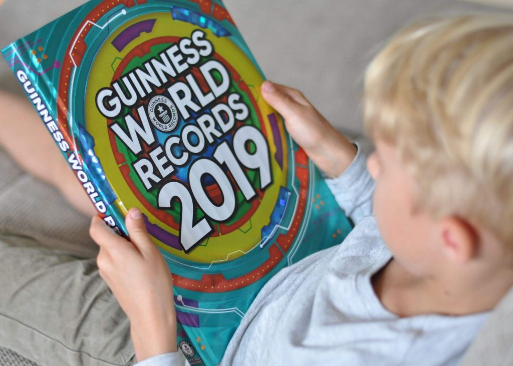 Guinness World Records 2019 - Jeder ist rekordverdächtig #Guinnessbuch #rekorde #rekordverdächtig #eltern #buch #buchvorstellung