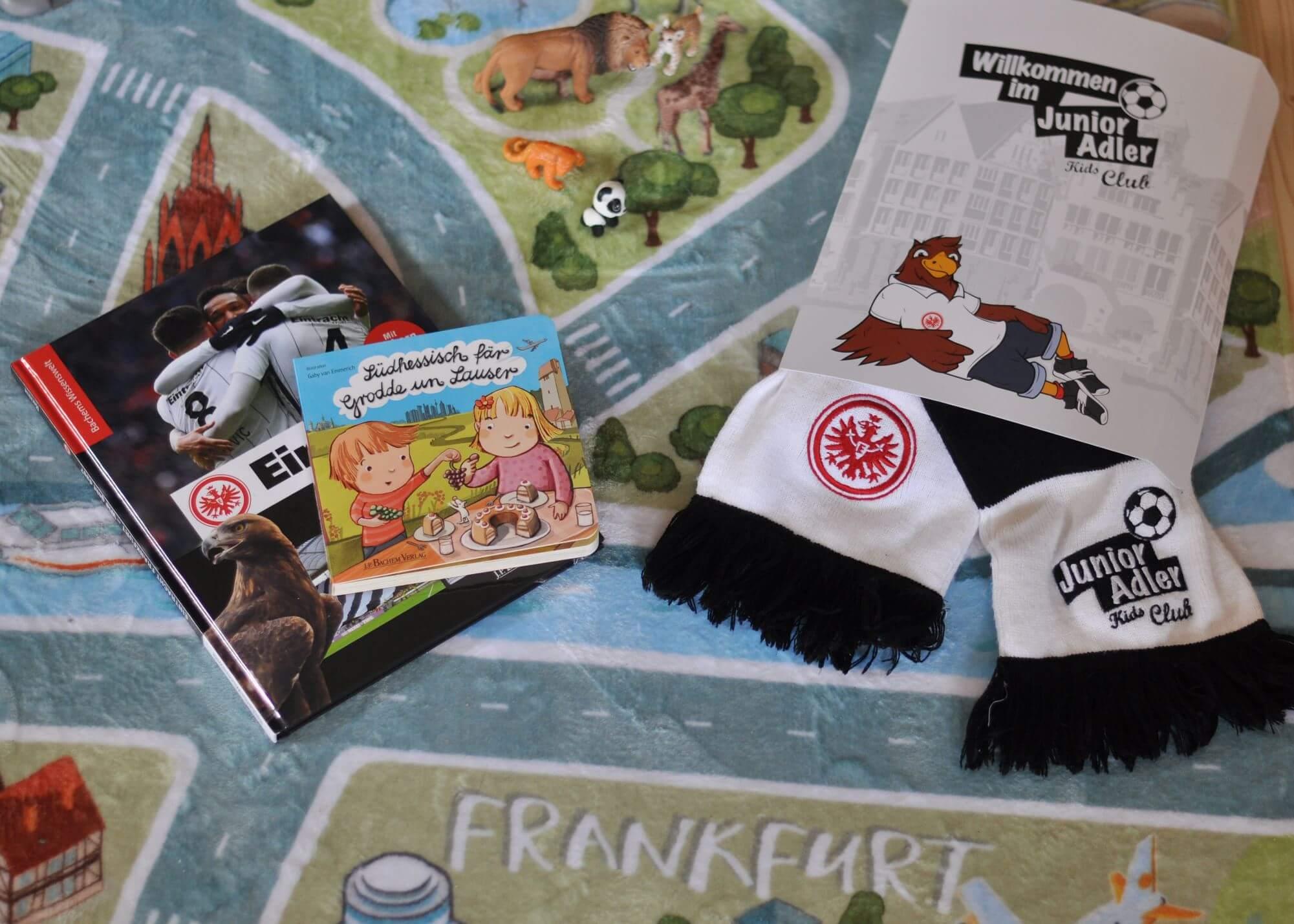5 Geschenkideen für echte Frankfurter Jungs und Mädchen #Geburt #Weihnachten #Geschenk #Frankfurt #Idee #Tipp #Hessen #Kinderbuch #Eintracht