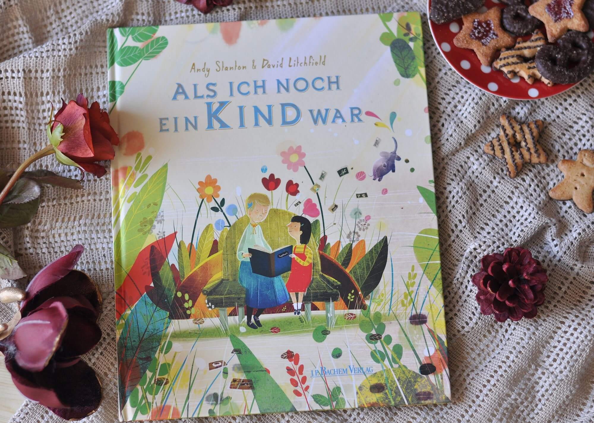 Ein wundervoll illustriertes Kinderbuch über die Fantasie #Kinderbuch #Vorlesen #Lichtfield #Bilderbuch #Kind #Träume #Oma