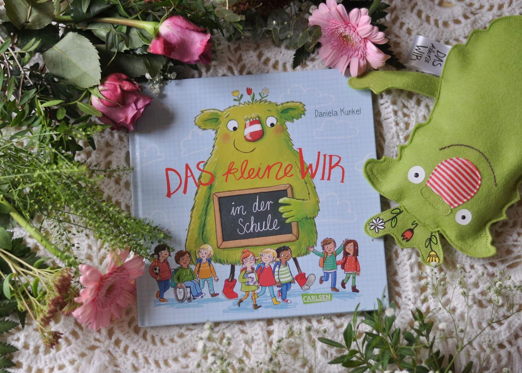 Das kleine WIR in der Schule - ein Buch über die Stärke der Gemeinschaft und wie schnell Schimpfworte und Hänseleien Gruppen zerstören können #kinderbuch #schule #gruppe #mobbing #gemeinsam #stark #kinder #lesen