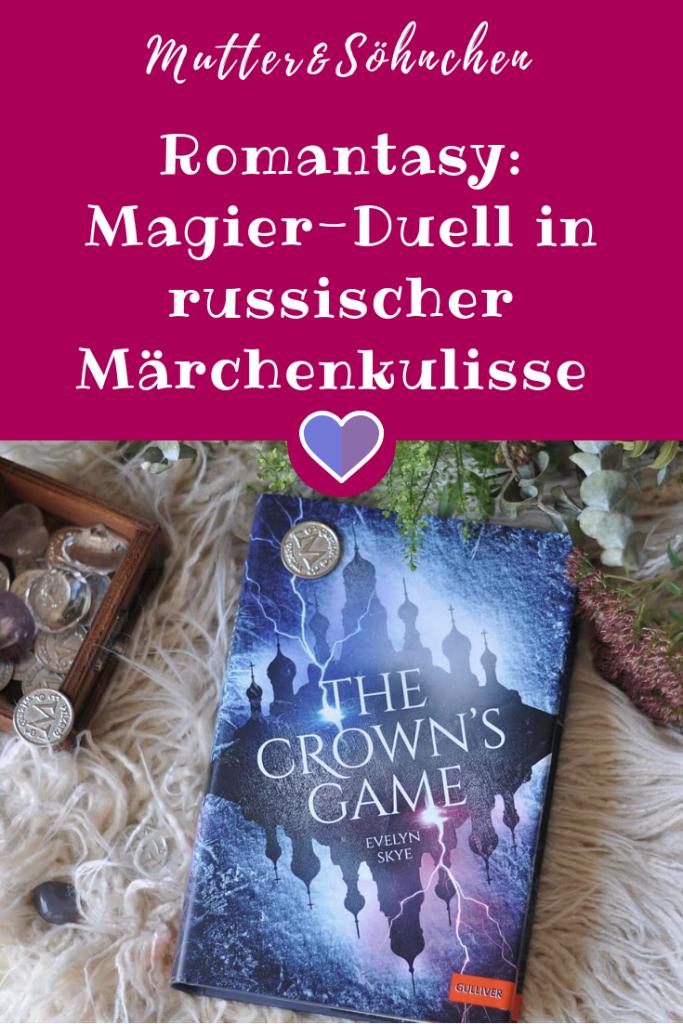 Vika und Nikolai sind die einzigen Magier in Russland und müssen gegeneinander antreten. Der Verlierer muss sterben. Märchenhaft Russischer Fantasy-Roman mit viel Magie #magie #jugendbuch #fantasy #zauber #romantasy #liebe #russland #zar #märchen