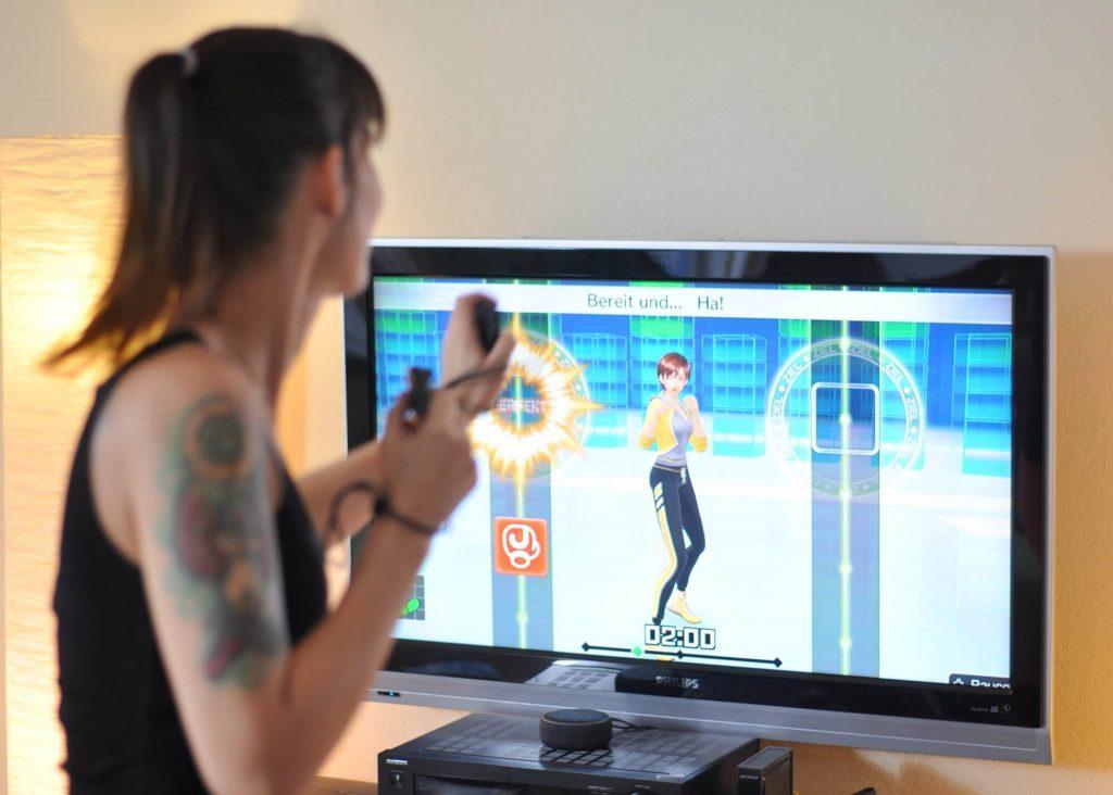 *Werbung* Box-Workouts nach Trainigsplan - mit Fitness Boxing für die Nintendo Switch wird endlich der innere Schweinehund bezwungen #meTime #Achtsamkeit #Boxen #Fitness #Workout #Bewegung #Sport #Neujahrsvorsatz #Spiel #Gamen