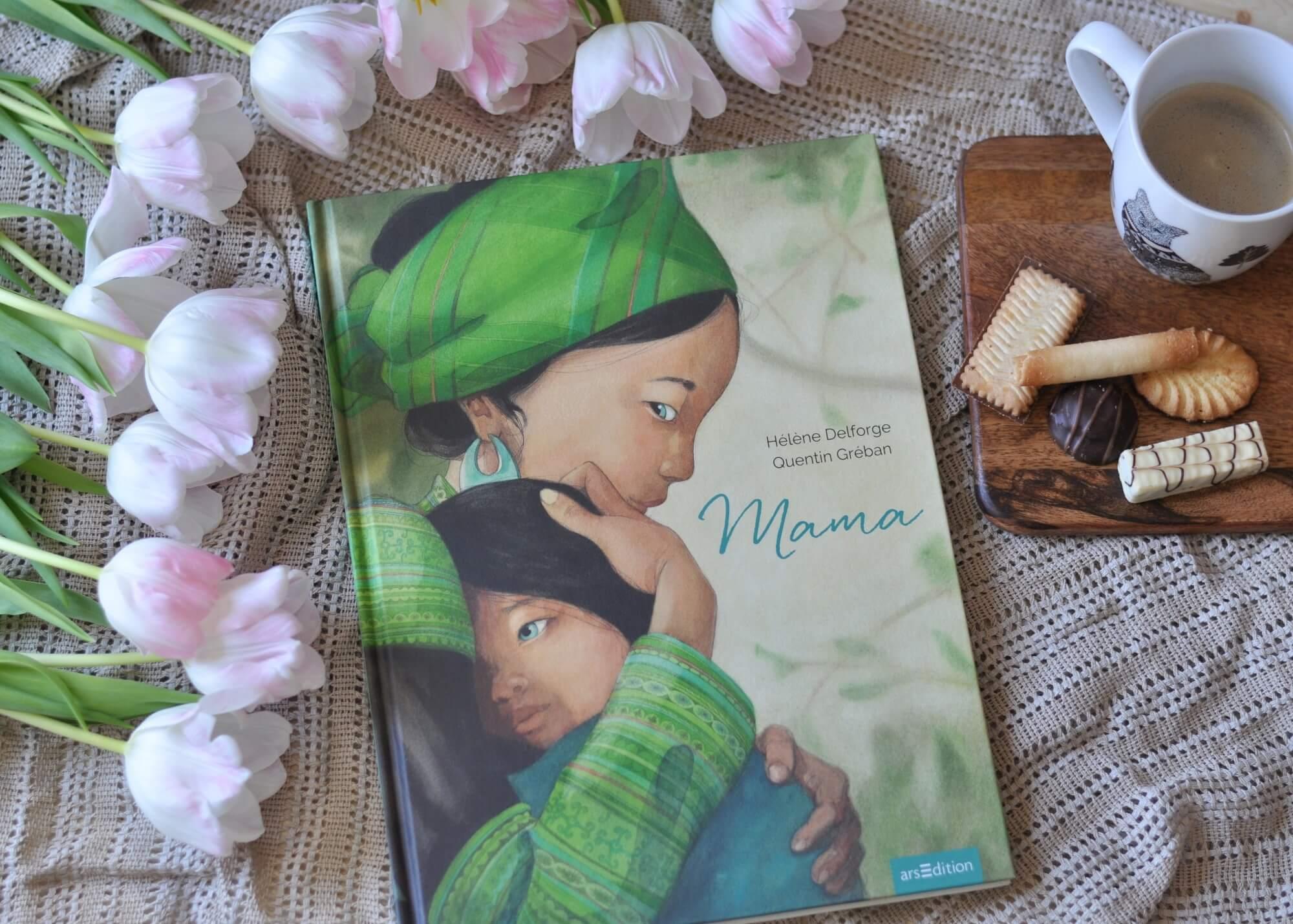 Eine Liebeserklärung an alle Mamas dieser Welt, it wundervollen Illustrationen. Ein perfektes Geschenk für frisch gebackene Mamas oder als Dankeschön an die eigene Mutter. #Mama #Geschenk #Muttertag #Liebe #Danke #Gedicht