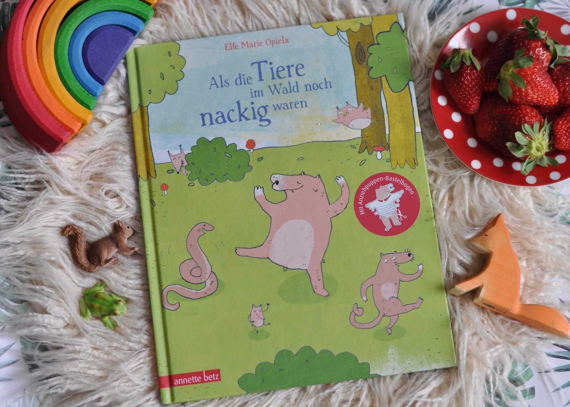 Wie die Tiere zu ihren Pelzen kamen ist doch klar: Eine Kleidertausch-Party war es. Ein witziges Bilderbuch zum Kichern und Grinsen. #tiere #wald #buch #kinder #bilderbuch #vorlesen