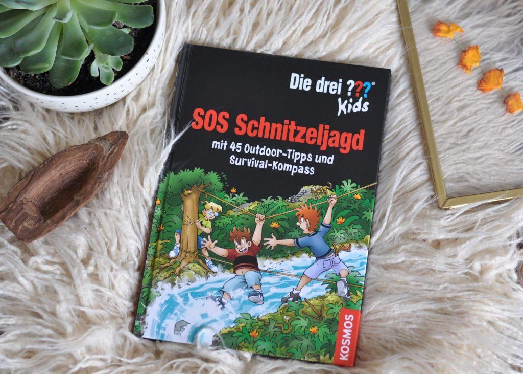 Die besten Outdoor-Bücher! Neben einem spannenden Abenteuer der drei ??? lernen hier Kinder, einen Kompass oder ein Naturzelt zu bauen oder ein Spiegelei im Feuer zu braten.  #kinderbuch #schnitzen #outdoor #natiur #survival