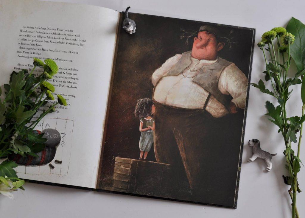 Der lange Weg zu dir steckt voller Ernst und Melancholie. Und trotzdem voller Glück. Denn es lohnt sich immer, niemals aufzugeben, denn manchmal kommt ganz unerwartet neues Licht ins Leben. #verlust #tod #haustier #hund #katze #kinderbuch #bilderbuch #lesen