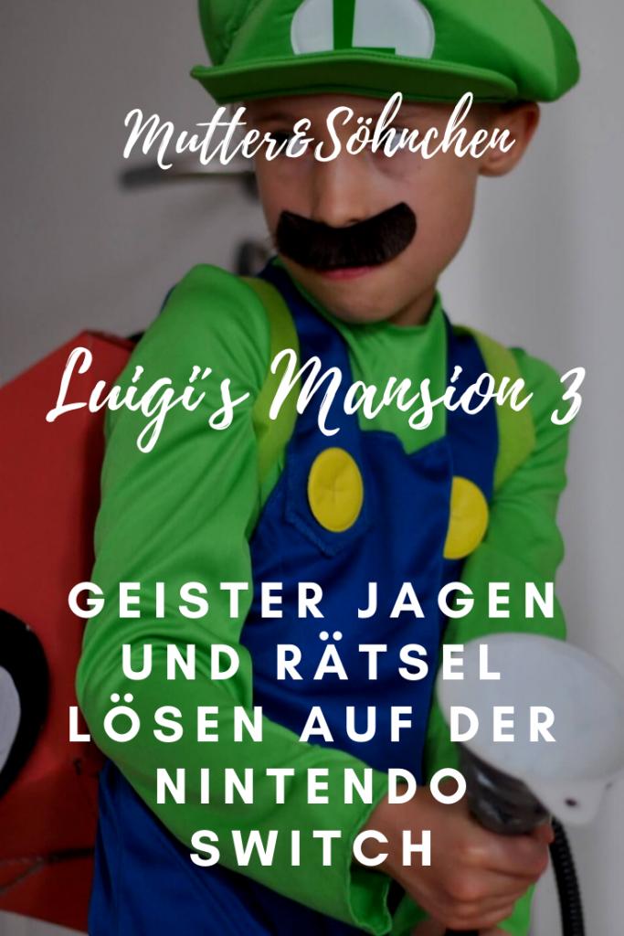 Luigi wird mit Mario und seinen Freunden in ein schickes Luxushotel eingeladen. Doch schon in der ersten Nacht nimmt der Traumurlaub eine schaurige Wendung: Überall sind Geister und der fiese König Buu Huu hat zu allem Überfluss auch noch Mario und die anderen in Gemälde eingesperrt. Die müssen nun mit Hilfe von dem Schreckweg F-LU und Professor I. Gidd befreit werden. #nintendo #switch #luigi #geister #mario #spielen #zocken #konsole #grundschule #hotel #grusel