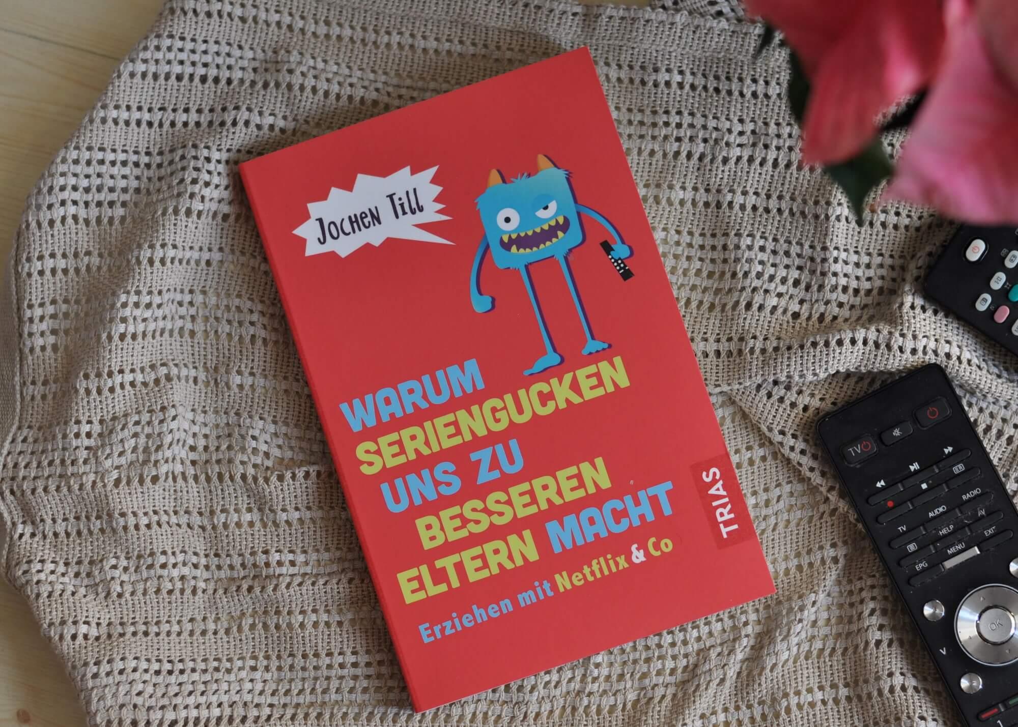 Wer einen lustigen Ratgeber zu Erziehungsfragen lesen möchte, ist hier garantiert richtig. Man sollte jedoch Sarkasmus und Ironie mögen und nicht alles zu ernst nehmen. #erziehung #ratgeber #netflix #serie #buch #lesen #serienjunkie #sachbuch #eltern