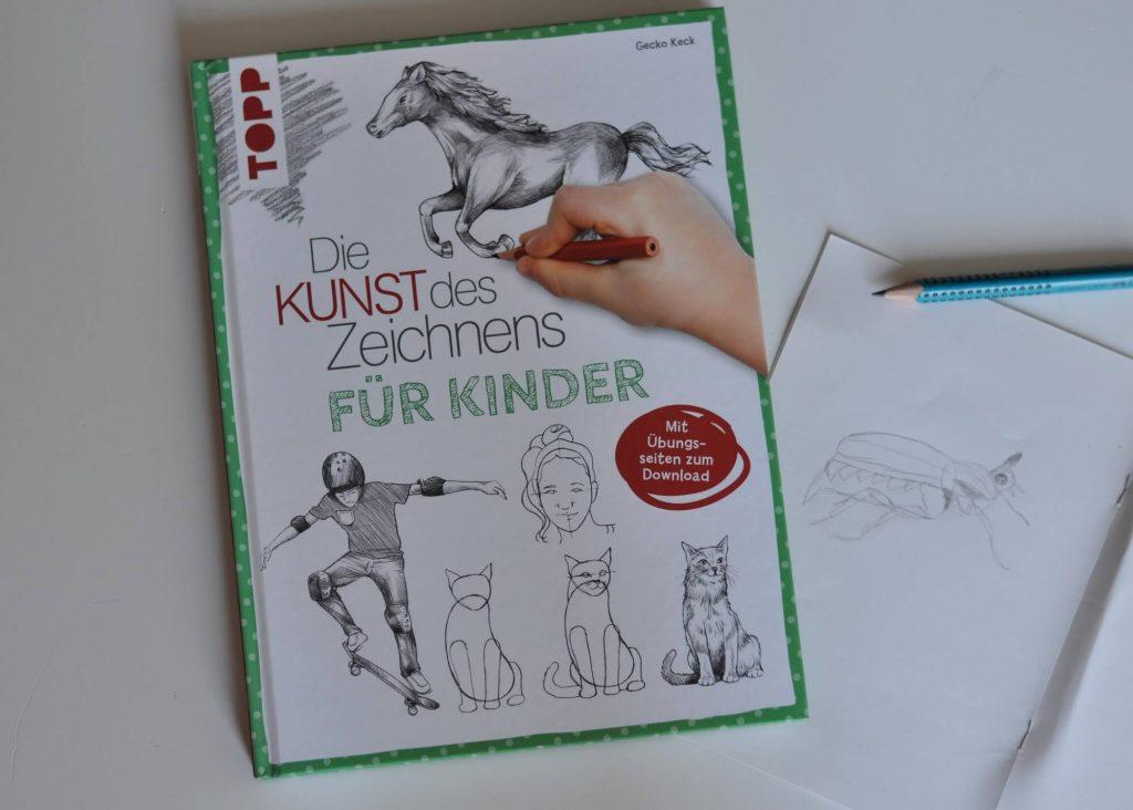 Kindgerechte Kunstbücher für Kinder: Mit diesen beiden Büchern lernen Kinder nicht nur zeichnen, sondern bekommen auch einen Einblick in die Kunstgeschichte. #kunst# sachbuch #buch #zeichnen #künstler #kinder #schule #malen #vorlesen