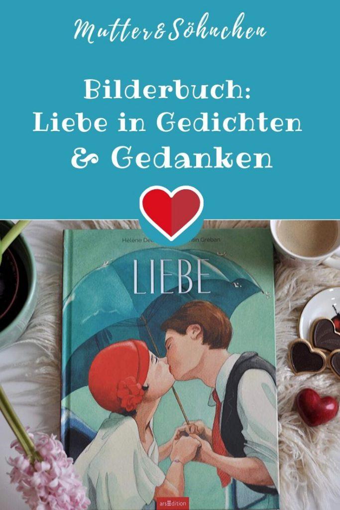 Ein Gefühl, ein Daseinszustand, eine Überraschung, ein Glückstreffer, eine Sehnsucht. Die Liebe hat viele Gesichter und erzählt unzählige Geschichten. Liebe beginnt und endet ... manchmal, aber nicht immer. Es gibt so viele Arten von Liebe wie Verliebte. Und jede Liebe ist einzigartig. #Liebe #Bilderbuch #gedicht #Erwachsene #Verliebt #Geschenk #Valentinstag
