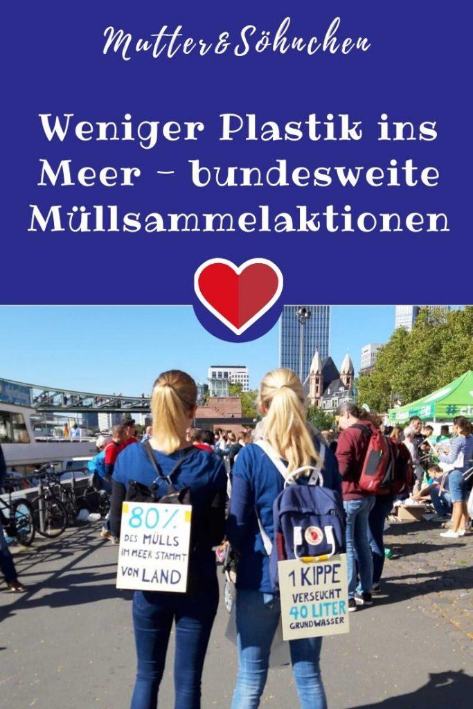 """Deshalb startet die Wal- und Delfinschutzorganisation """"WDC"""" eine bundesweite Müllsammelaktion mit dem Fokus auf Flussufer. Mit Unterstützung vom Wasserfilterunternehmen BRITA werden insgesamt zehn Clean-ups an deutschen Flüssen auf die Beine gestellt. Die Auftaktveranstaltung findet dazu anlässlich des Weltwassertages am 22. März in Wiesbaden statt.  #plastik #meer #müll #whalesorg #wale #schutz #umwelt #sammeln #aktion #deutschland"""