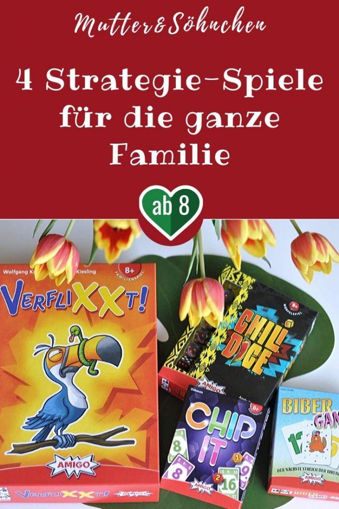 Ich möchte euch vier brandneue strategische Spiele von Amigo vorstellen, die für Kinder ab 8 Jahren geeignet sind. Egal ob gemeinsam, zu zweit oder nur alleine, hier ist für jeden etwas dabei! #startegie #spiel #karten #würfel#familie #spieleabend #zuhause #grundschule #rechnen