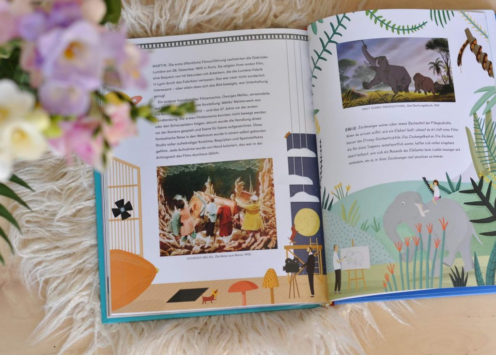 Dieses Sachbuch bringt Kindern ab 8 Jahren die Welt der Kunst ein Stückchen näher. Was machen manche Bilder eigentlich so besonders? Wie wird ein Kunstwerk aufgebaut und was hatte der Maler dabei eigentlich im Sinn? #kunst #sachbuch #kinder #malen #künstler #lesen