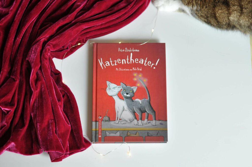 Während Sir Arthur die Wintermonate im Süden verbringt, kehrt er im Frühling wieder zurück nach Hause. Doch diesmal wohnt dort wohnt nicht mehr die alte Luise, sondern Frau Federschuh. Und die ist nicht so scharf auf einen sprechenden Kater. Um die Kostümschneiderin von sich zu überzeugen, muss sich Arthur etwas einfallen lassen. #katze #lesen #vorlsen #hauskatze #kater #theater #kinderbuch