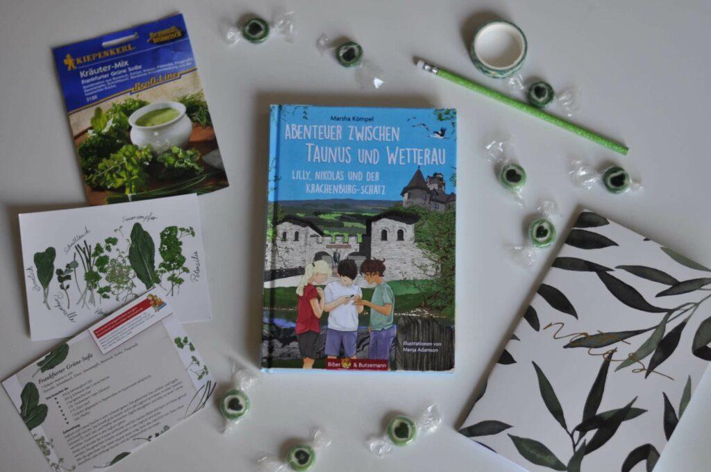 Ich bin mir sicher – auch ohne fernes Reiseziel wird es diesen Sommer ziemlich beste Ferien geben. Warum? In der Wetterau gibt es viel zu entdecken – gerade für Familien mit Kindern. Und deshalb habe ich anhand der Wetterauer-Sehenswürdigkeiten eine spannend-lustiges Ferien-Abenteuer geschrieben. #kinderbuch #römer #archäologie #mittelalter #krimi #detektiv