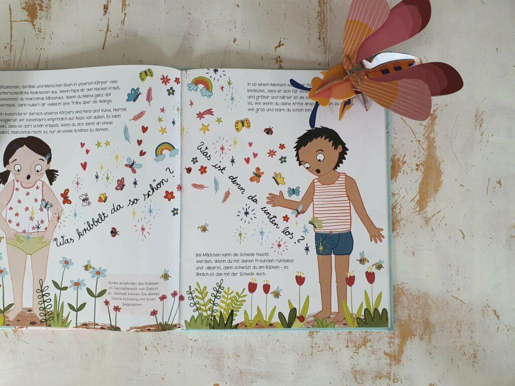 Was ist eigentlich dieser Sex? Wie entsteht ein Baby? Was für Familien gibt es noch – außer der, die ich kenne? Fragen über Fragen. Dieses Buch gibt Aufklärungstipps für Eltern oder Erzieher und hilft dabei, Kinder frühzeitig und richtig aufzuklären. #sachbuch #kinderbuch #bilderbuch #aufklärung #sexualität #divers #vielfalt #gefühle #erklären