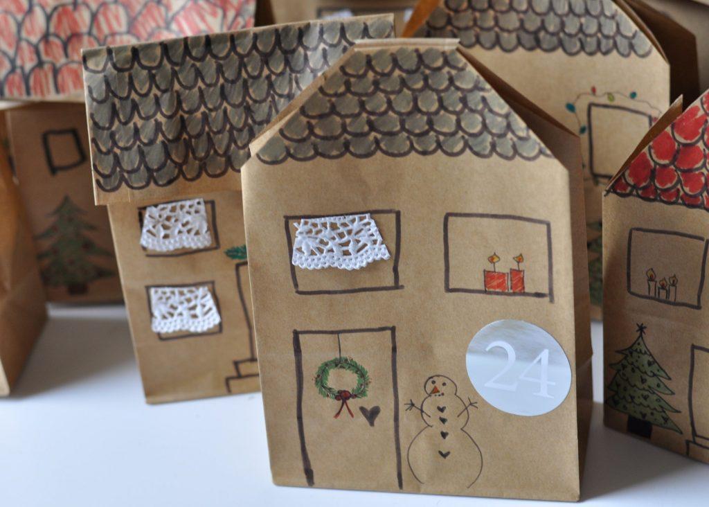 adventskalender f r kinder ab 3 jahre ideen zum basteln und bef llen. Black Bedroom Furniture Sets. Home Design Ideas