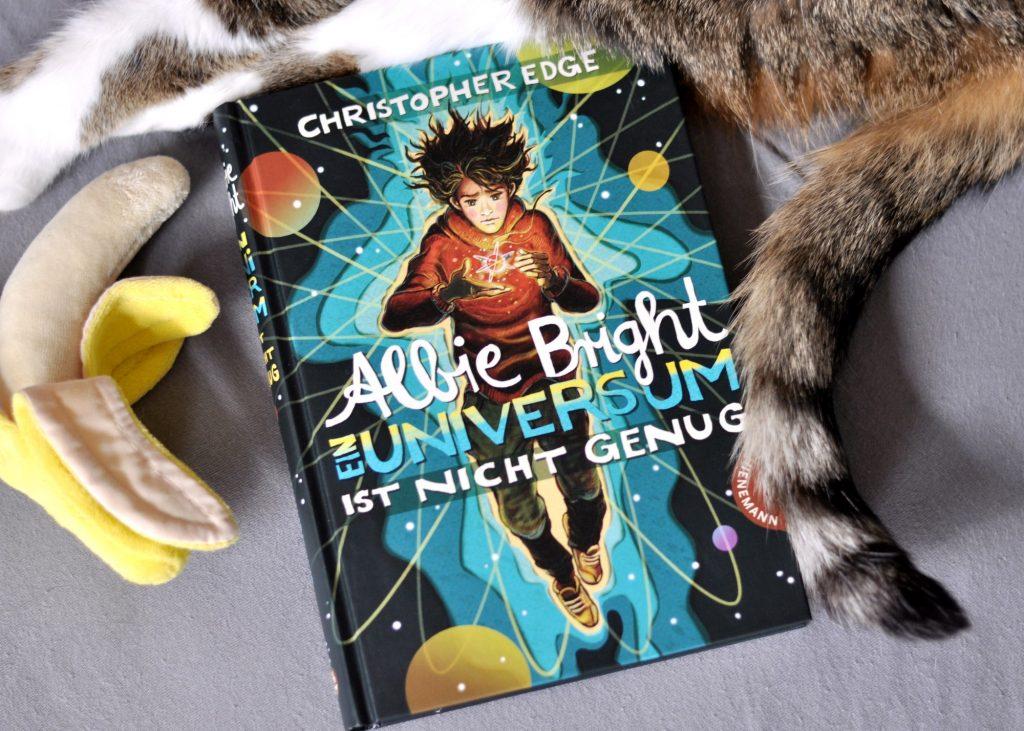 Albie Bright - Reise ins Paralelluniversum