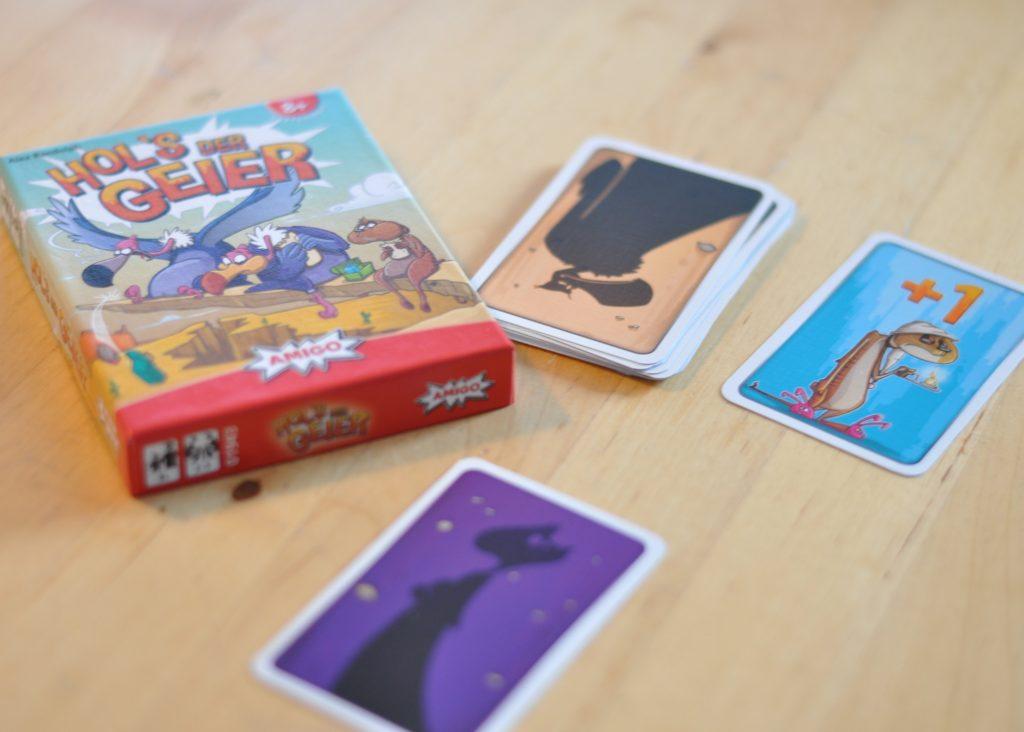 Hol´s der Geier - Kartenspiel von Amigo