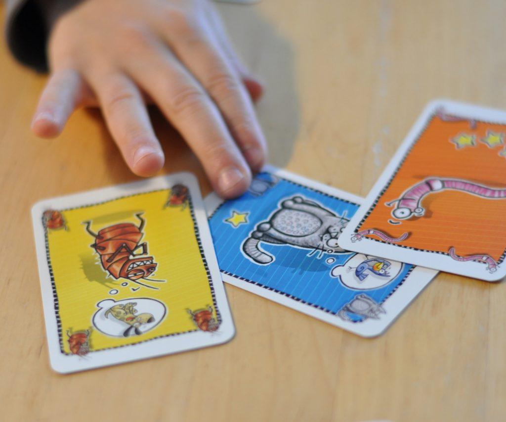 All you can eat - Kartenspiel von Amigo