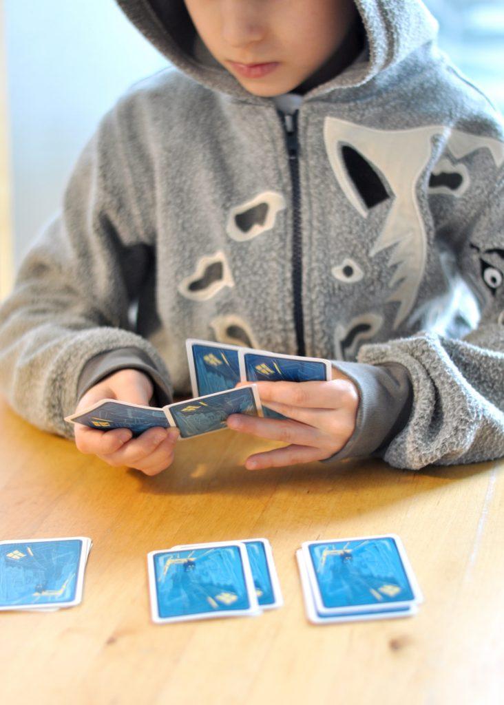 The Cat - Kartenspiel für Grundschüler von Amigo