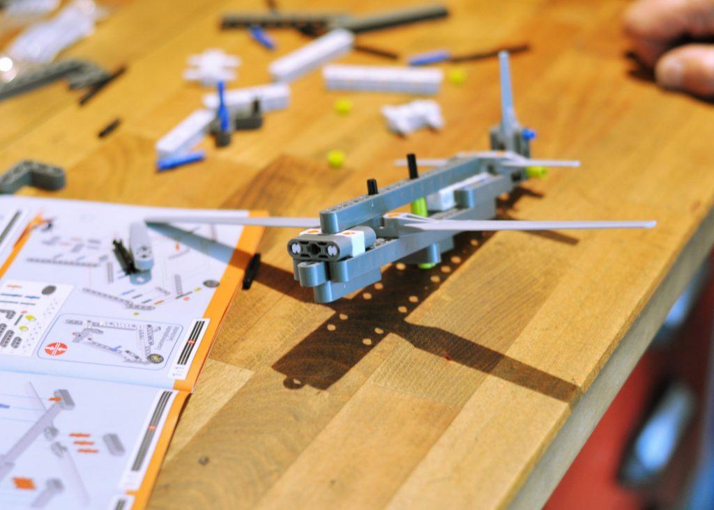 Clementoni Construction Challenge Flugzeuge