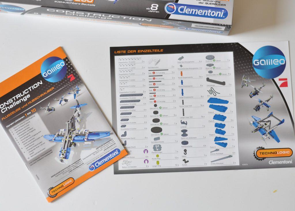 Flugzeuge bauen
