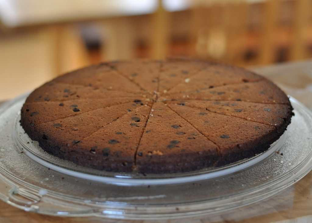 Cookie Pizza Boden