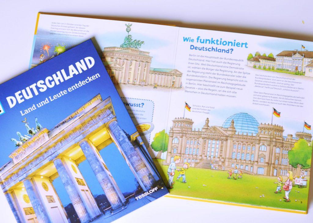 Bundestagswahl mit Kindern