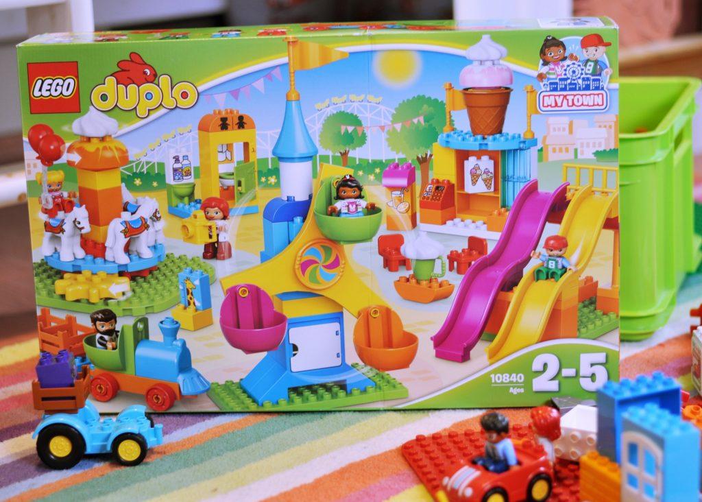 Lego Duplo Jahrmarkt