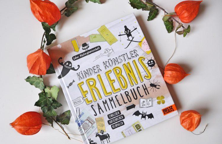 Buch-Tipp: Kinder Künstler Erlebnis Sammelbuch – Tagebuch für Schulkinder